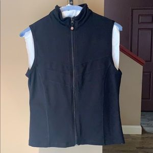 Lululemon zip up vest